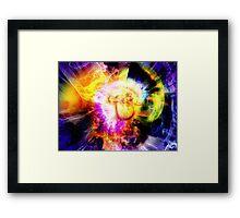 Color Vision Framed Print