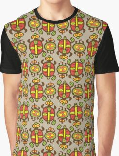 Fabulous Turtles Graphic T-Shirt