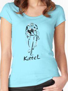 Kittel Sprint King Women's Fitted Scoop T-Shirt