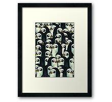 Group of Gunters Framed Print
