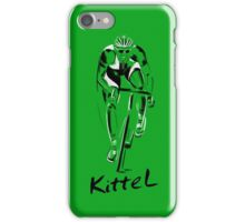 Kittel Sprint King iPhone Case/Skin