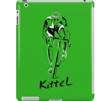 Kittel Sprint King iPad Case/Skin