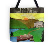 Bag - Canoe Ardennes Tote Bag