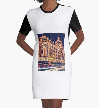 Harrods Graphic T-Shirt Dress