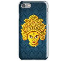 Hindu Goddess Durga The Mother Goddess iPhone Case/Skin