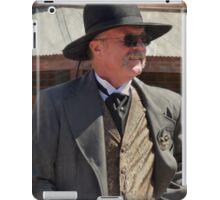 Tombstone Lawman iPad Case/Skin