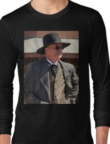 Tombstone Lawman Long Sleeve T-Shirt