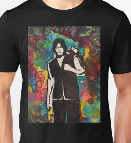 Rainbow Daryl Dixon Unisex T-Shirt