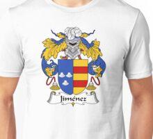 Jimenez Coat of Arms/Family Crest Unisex T-Shirt