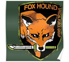 Foxhound Poster