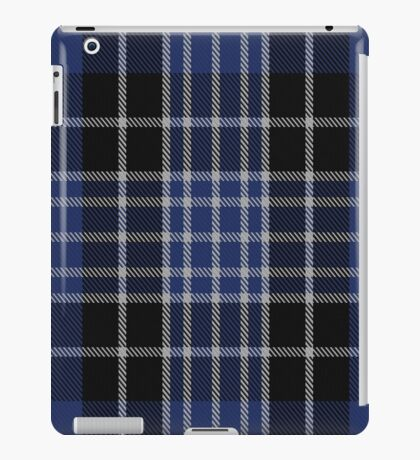 10009 Clark Clan Tartan iPad Case/Skin