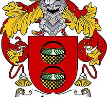 Lara Coat of Arms/Family Crest by William Martin