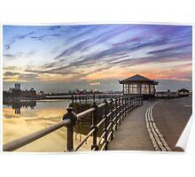 New Brighton Promenade Poster