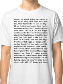 chief keef Classic T-Shirt