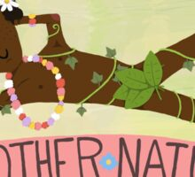 Brother Nature Sticker