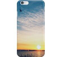 Sunset Newport iPhone Case/Skin