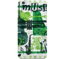 Music Jam iPhone Case/Skin