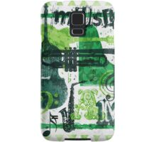 Music Jam Samsung Galaxy Case/Skin