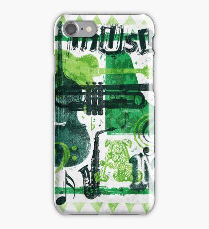 Music Jam iPhone Case/Skin