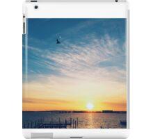 Sunset Newport iPad Case/Skin