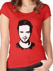 Jessie Pinkman - Black Women's Fitted Scoop T-Shirt