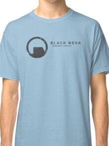 Black Mesa Research Facility Classic T-Shirt