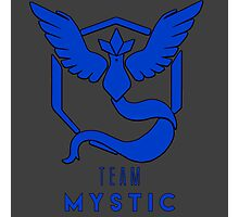 Pokemon GO: Team Mystic (Blue) - Elite Photographic Print