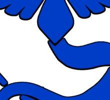 Pokemon GO: Team Mystic (Blue) - Elite Sticker