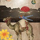 Animal Collection by Elo -- Desert Is A Lonely Place by Elo Marc
