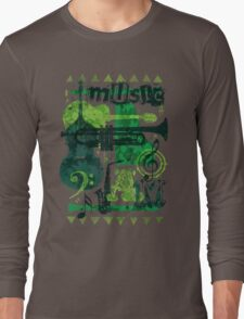 Music Jam Long Sleeve T-Shirt