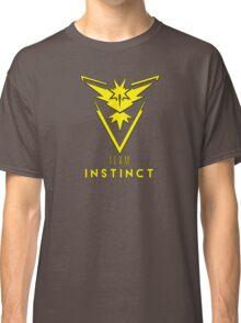 Pokemon GO: Team Instinct (Yellow) - Elite Classic T-Shirt