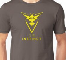 Pokemon GO: Team Instinct (Yellow) - Elite Unisex T-Shirt