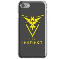 Pokemon GO: Team Instinct (Yellow) - Elite iPhone Case/Skin