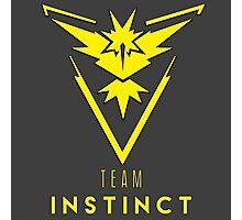 Pokemon GO: Team Instinct (Yellow) - Elite Photographic Print