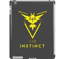 Pokemon GO: Team Instinct (Yellow) - Elite iPad Case/Skin