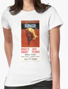 brigitte bardot Womens Fitted T-Shirt