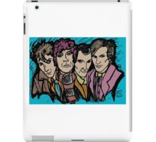 Four RX version 3 iPad Case/Skin