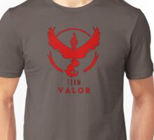 Pokemon GO: Team Valor (Red) - Elite Unisex T-Shirt