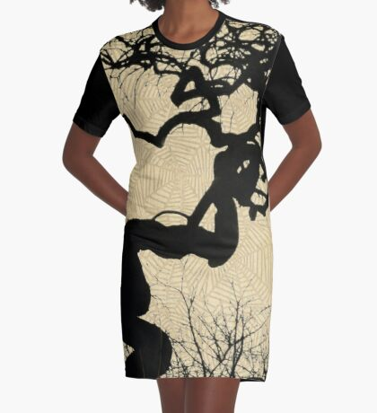 Mozartgrab Graphic T-Shirt Dress