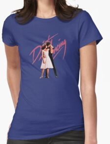 Filthy Dancing Womens Fitted T-Shirt