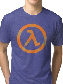 Half Life Tri-blend T-Shirt