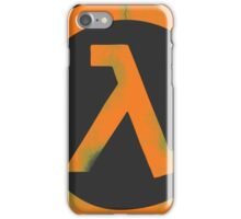 Half Life iPhone Case/Skin