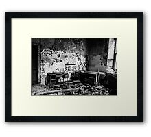 Lay in Ruins Framed Print