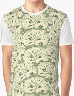 Cauli-Flower-Arch Graphic T-Shirt