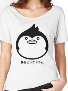 Mawaru Penguindrum Silhouette Women's Relaxed Fit T-Shirt
