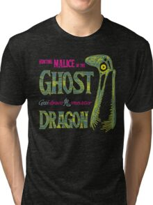 Hunting Malice of the Ghost Dragon Tri-blend T-Shirt