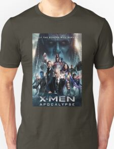 x men apocalypse movie Unisex T-Shirt