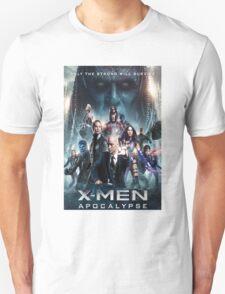 x men apocalypse movie Unisex T-Shirt