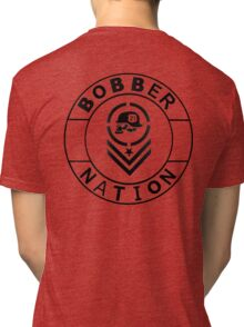 21 Bobber Nation Tri-blend T-Shirt