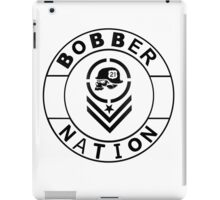 21 Bobber Nation iPad Case/Skin